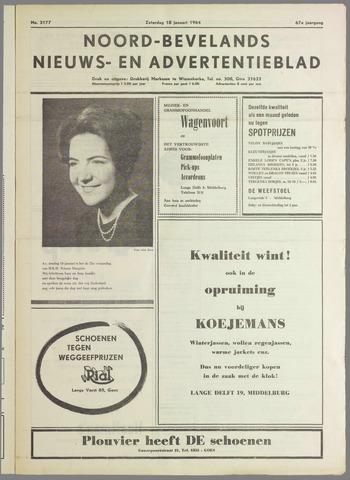 Noord-Bevelands Nieuws- en advertentieblad 1964-01-18