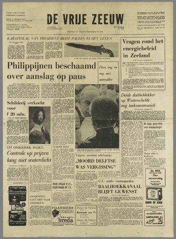 de Vrije Zeeuw 1970-11-28