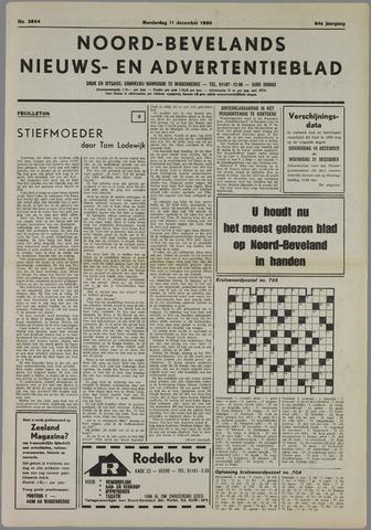 Noord-Bevelands Nieuws- en advertentieblad 1980-12-11