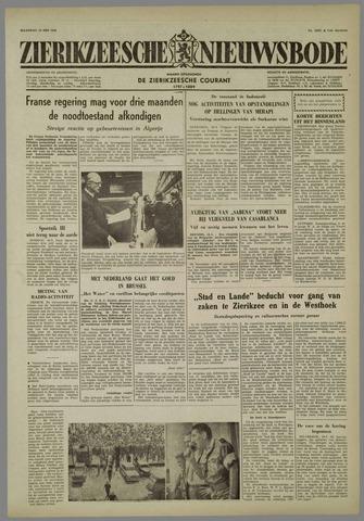 Zierikzeesche Nieuwsbode 1958-05-19