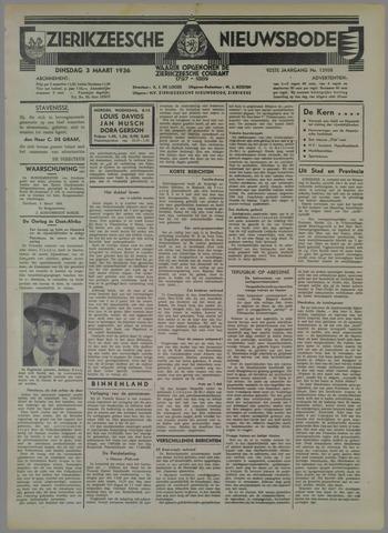 Zierikzeesche Nieuwsbode 1936-03-03