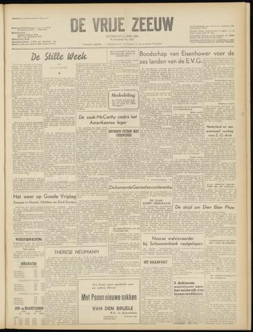 de Vrije Zeeuw 1954-04-17