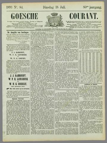 Goessche Courant 1893-07-18