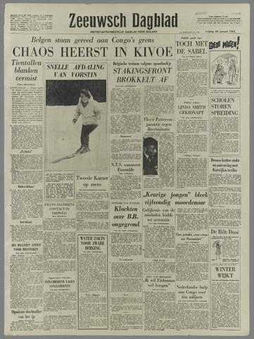 Zeeuwsch Dagblad 1961-01-20