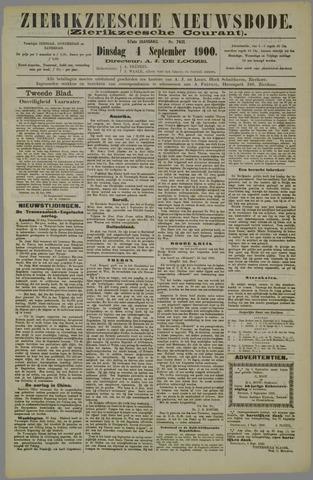 Zierikzeesche Nieuwsbode 1900-09-04