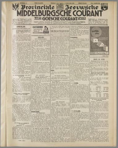 Middelburgsche Courant 1935-02-01