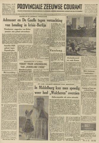 Provinciale Zeeuwse Courant 1959-03-05