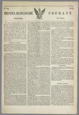 Middelburgsche Courant 1872-03-14