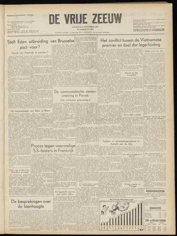 de Vrije Zeeuw 1954-09-14