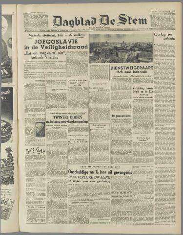 de Stem 1949-10-21