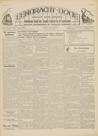 Eendrachtbode (1945-heden)/Mededeelingenblad voor het eiland Tholen (1944/45) 1963