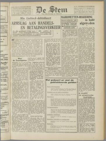 de Stem 1945-09-27