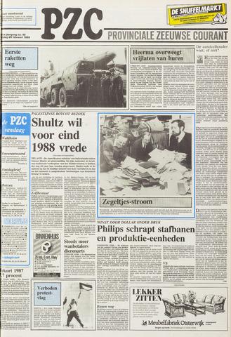 Provinciale Zeeuwse Courant 1988-02-26