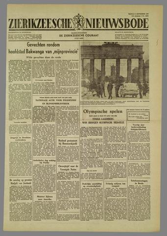 Zierikzeesche Nieuwsbode 1960-09-02