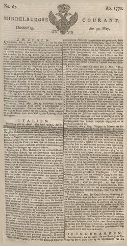 Middelburgsche Courant 1771-05-30