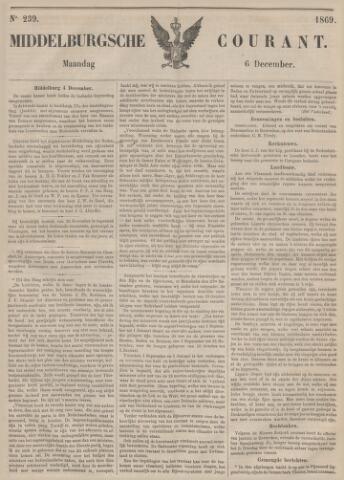 Middelburgsche Courant 1869-12-06