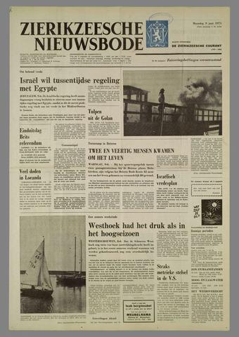Zierikzeesche Nieuwsbode 1975-06-09