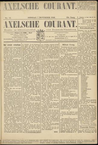 Axelsche Courant 1944-11-07