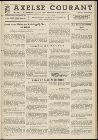Axelsche Courant 1961-04-15