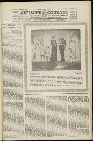 Axelsche Courant 1949-07-09