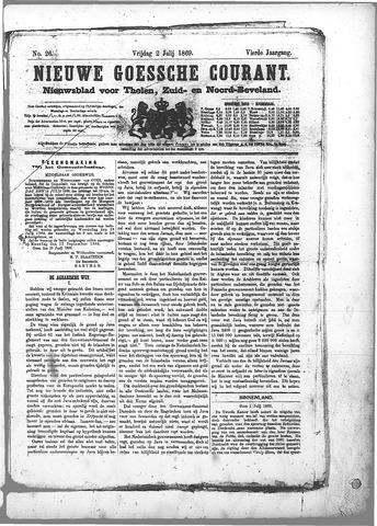 Nieuwe Goessche Courant 1869-07-02