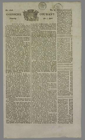 Goessche Courant 1826-04-03