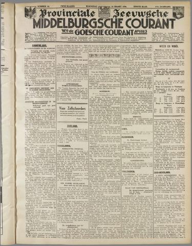 Middelburgsche Courant 1934-03-14