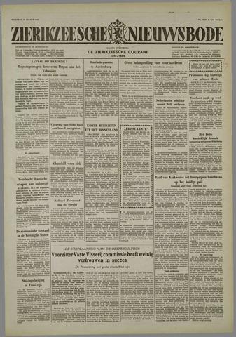 Zierikzeesche Nieuwsbode 1958-03-24