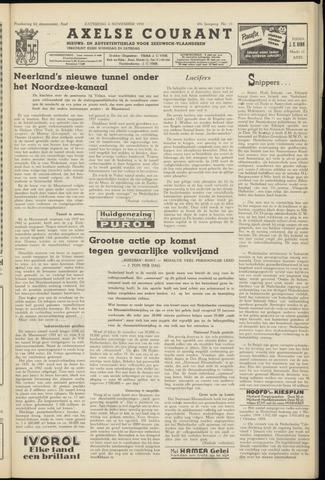 Axelsche Courant 1954-11-06