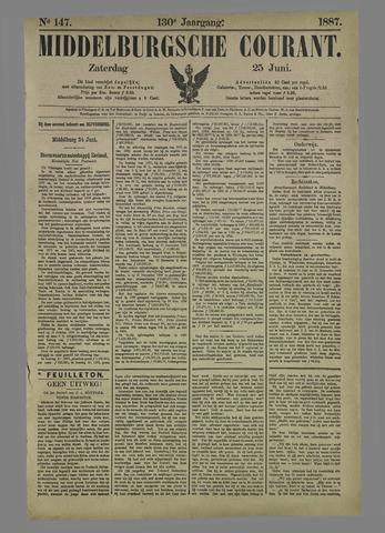 Middelburgsche Courant 1887-06-25