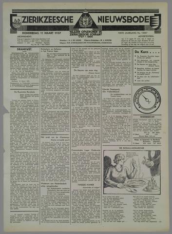 Zierikzeesche Nieuwsbode 1937-03-11