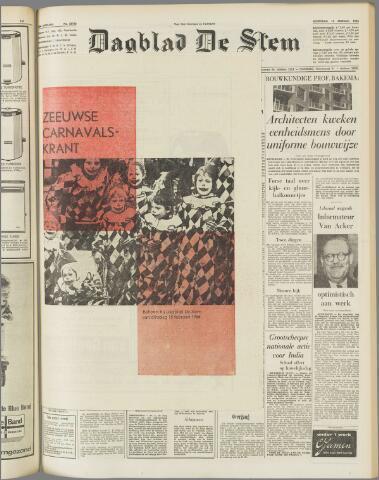 de Stem 1966-02-16