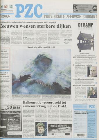 Provinciale Zeeuwse Courant 2003-01-24