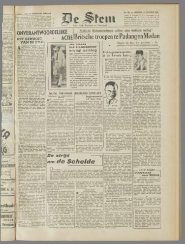 de Stem 1945-10-16