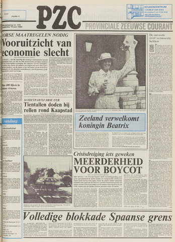 Provinciale Zeeuwse Courant 1980-06-19