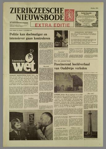 Zierikzeesche Nieuwsbode 1974-10-23