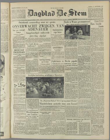 de Stem 1951-09-18