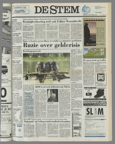 de Stem 1992-09-19
