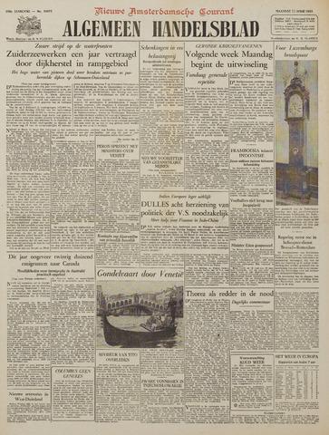 Watersnood documentatie 1953 - kranten 1953-04-13