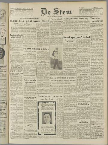 de Stem 1948-04-16