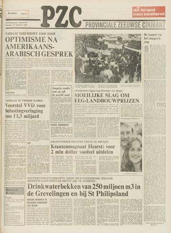 Provinciale Zeeuwse Courant 1974-02-19