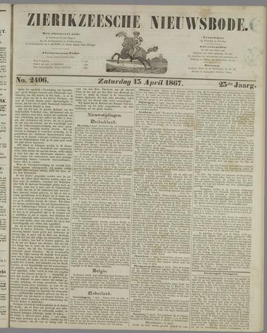 Zierikzeesche Nieuwsbode 1867-04-13
