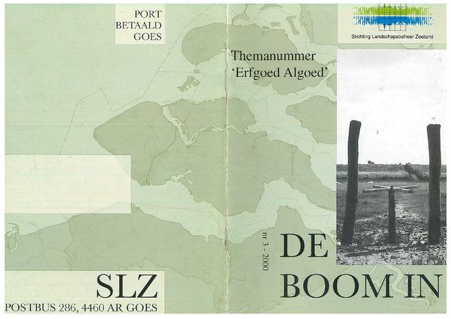 Landschapsbeheer Zeeland - de Boom in 2000-09-01