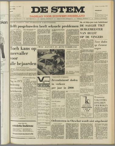 de Stem 1970-11-06