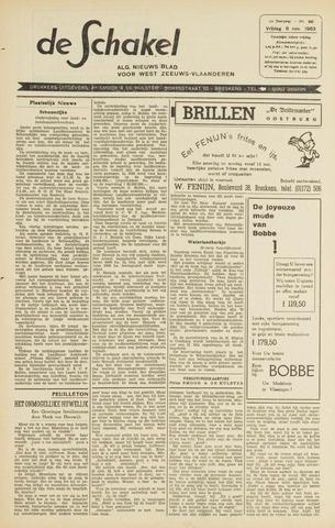 De Schakel 1963-11-08
