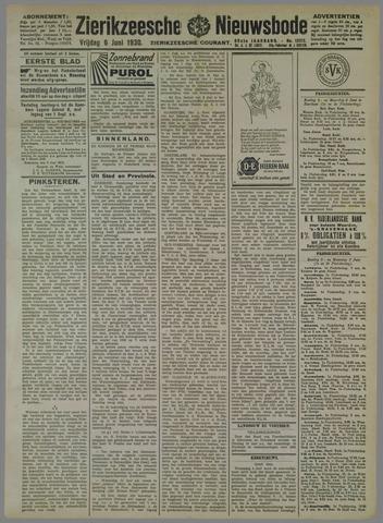 Zierikzeesche Nieuwsbode 1930-06-06