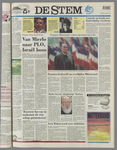 de Stem 1996-01-09