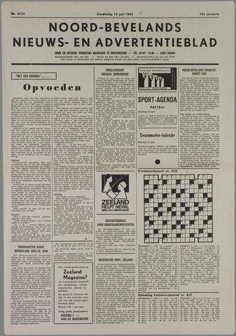 Noord-Bevelands Nieuws- en advertentieblad 1985-06-13