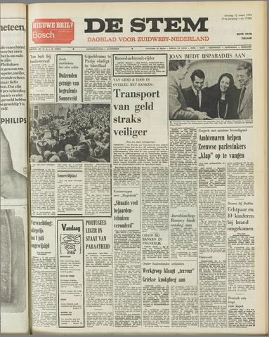 de Stem 1974-03-12
