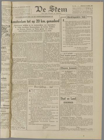 de Stem 1945-04-20